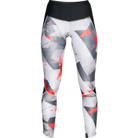 Legginsy kompresyjne damskie - Under Armour ARMOUR FLY FAST PRNTD TIGHT - 1
