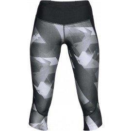 Under Armour FLY FAST PRNTD CAPRI - Women's compression capri leggings