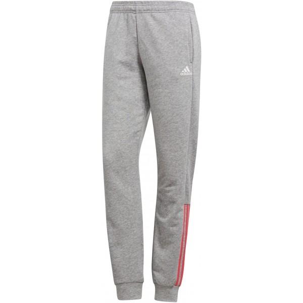adidas COM MS PANT szürke L - Női melegítő nadrág