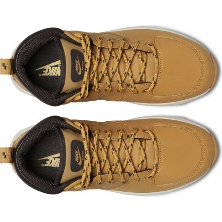 best sneakers d41df 0e6a7 Boys  shoes - Nike MANOA LEATHER GS - 4