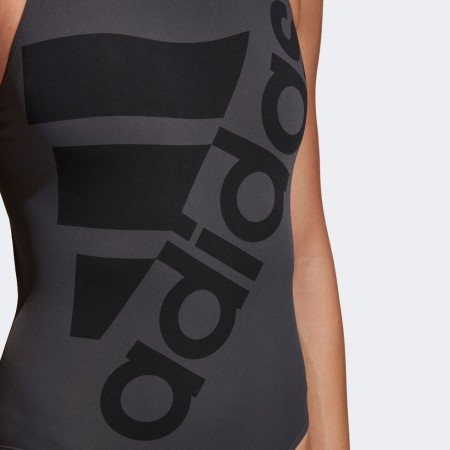 Women's one-piece swimsuit - adidas INF+ SOLID ONE PIECE - 7