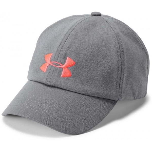 Under Armour RENEGADE CAP šedá UNI - Dámska šiltovka