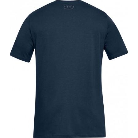 Koszulka męska - Under Armour TEAM ISSUE WORDMARK - 2
