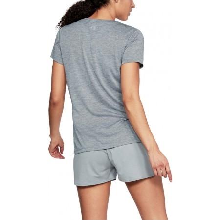 Koszulka funkcjonalna damska - Under Armour TECH GRAPHIC TWIST SSC - 5