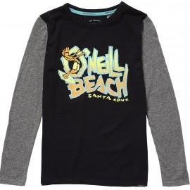 O'Neill LB LAID BACK L/SLV T-SHIRT - Chlapecké triko s dlouhým rukávem