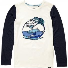 O'Neill LB LAID BACK L/SLV T-SHIRT - Тениска с дълъг ръкав за момчета