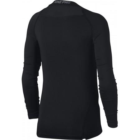 Koszulka chłopięca - Nike PRO TOP LS COMP - 2