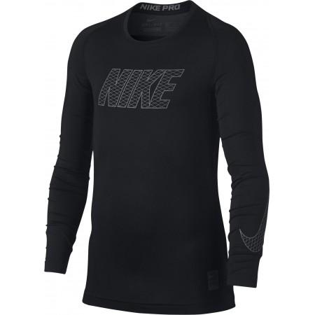 Koszulka chłopięca - Nike PRO TOP LS COMP - 1