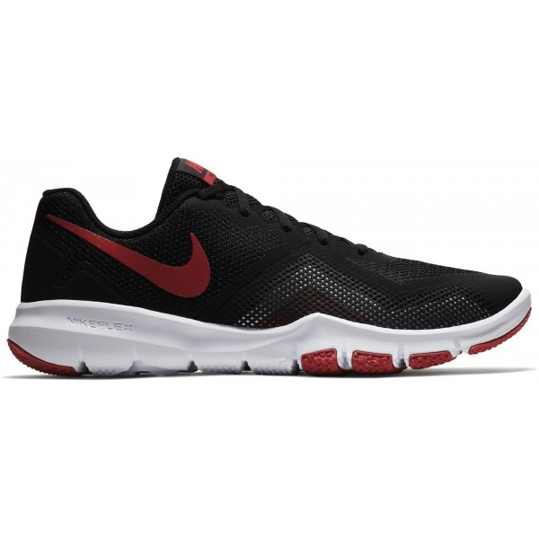 Nike FLEX CONTROL II czarny 10.5 - Obuwie treningowe męskie
