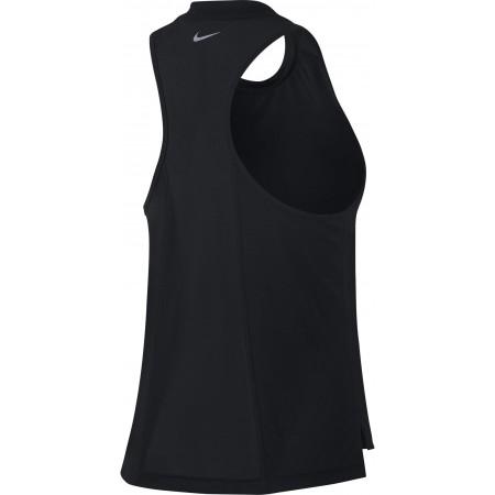 Koszulka bez rękawów damska - Nike MILER TANK W - 2