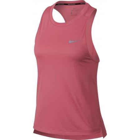 Damen T-Schirt ohne Ärmel - Nike MILER TANK W - 1