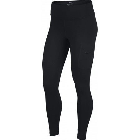 Legginsy sportowe damskie - Nike POWER HYPER - 1