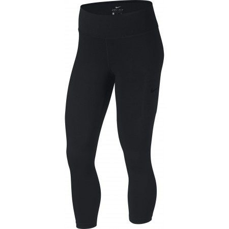 Damen Sportleggings - Nike POWER HYPER CROP - 1