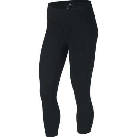 Legginsy sportowe damskie - Nike POWER HYPER CROP - 1
