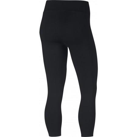 Legginsy sportowe damskie - Nike POWER HYPER CROP - 2