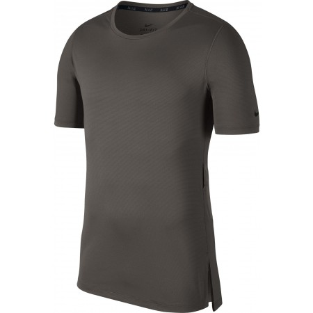 Herren Top - Nike TOP SS FTTD UTILITY - 1