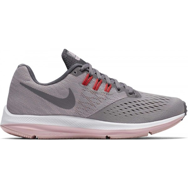 Nike ZOOM WINFLO 4 W šedá 9 - Dámská běžecká obuv
