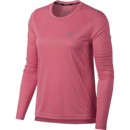700ca0c8e8 Női póló futáshoz - Nike MILER TOP LS W - 1