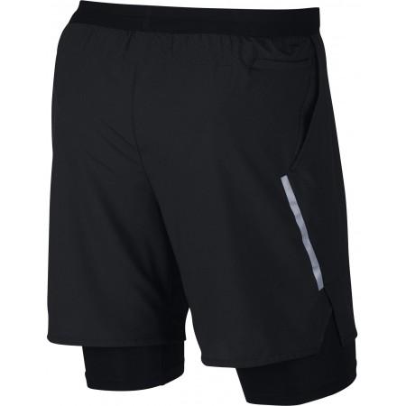 Pánské běžecké kraťasy - Nike DSTNCE 2IN1 SHORT 7IN - 3