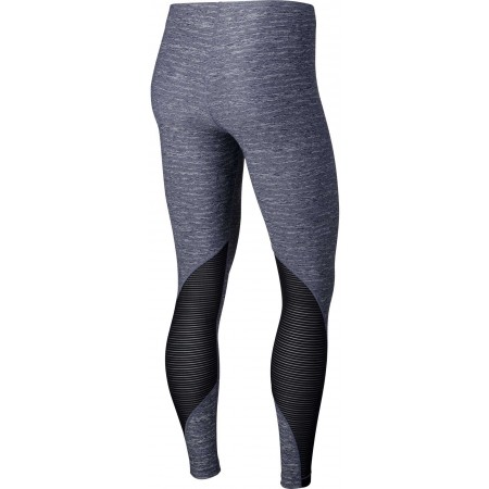Legginsy treningowe damskie - Nike TGHT HEATHER - 2