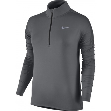 Damen Lauftop - Nike DRY ELMNT TOP HZ W - 1