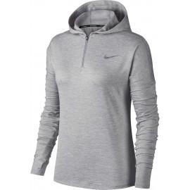 Nike DRY ELMNT HOODIE W - Damen Laufhoodie
