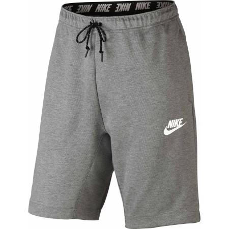 Herren Shorts - Nike AV15 FLC SHORT - 1