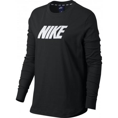 2620d8c58 Koszulka z długim rękawem damska - Nike AV15 TOP LS W - 3