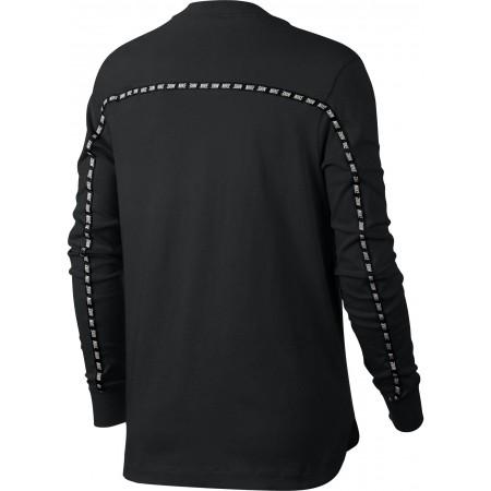 7de92ae8c Koszulka z długim rękawem damska - Nike AV15 TOP LS W - 4