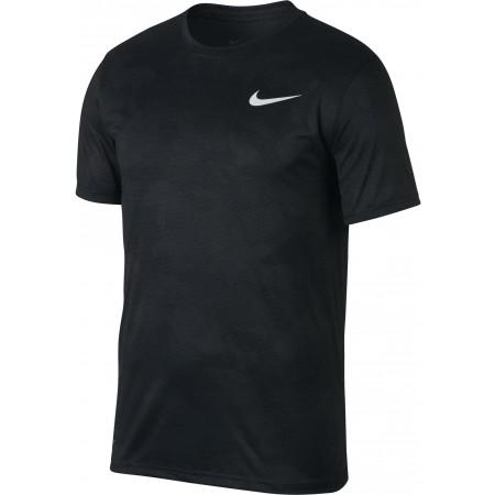 Herren Trikot - Nike DRY TEE LEG CAMO AOP M - 1