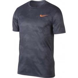 Nike DRY TEE LEG CAMO AOP M - Pánské tréninkové tričko