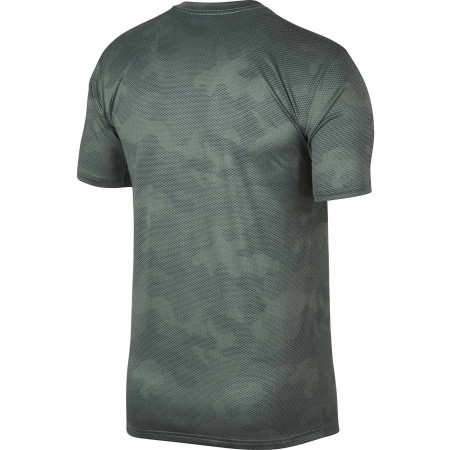 Koszulka treningowa męska - Nike DRY TEE LEG CAMO AOP M - 2