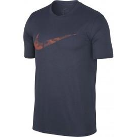 Nike DRY TEE LEG CAMO LOGO M