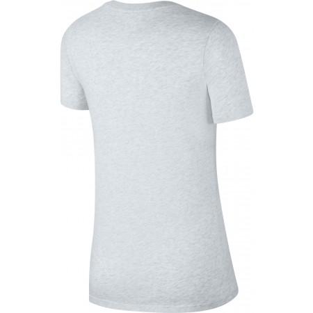 Koszulka damska - Nike TEE VNECK LBR W - 2