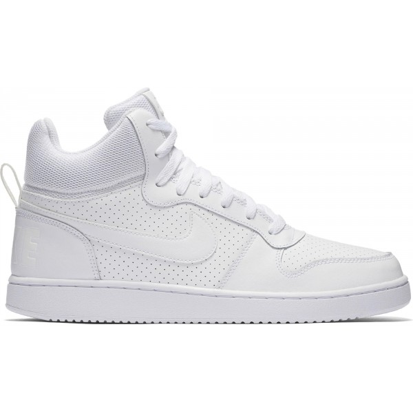 Nike COURT BOROUGHT MID - Pánska lifestylová obuv