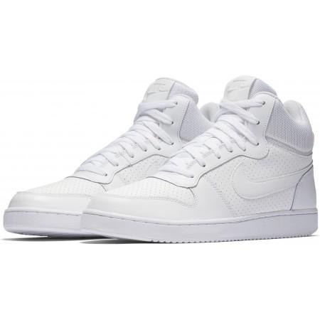 Herren Lifestyle Schuh - Nike COURT BOROUGHT MID - 3