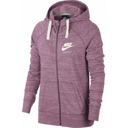 Bluza damska - Nike GYM VNTG HOODIE FZ W - 3