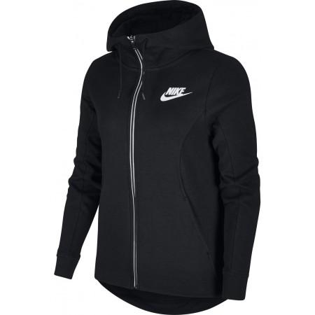 Damen Hoodie - Nike AV15 HOODIE FZ W - 1