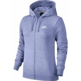 Nike HOODIE FZ FLC W - Damen Hoodie mit Kapuze