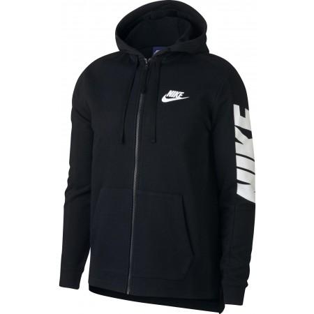 63662d0f5233d Men s sweatshirt - Nike HOODIE FT FZ HYBRID - 1