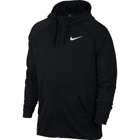 Herren Hoodie für das Training - Nike DRY HOODIE FZ FLEECE - 1