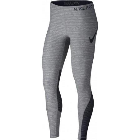 Colanți antrenament damă - Nike TGHT HEATHER W - 1