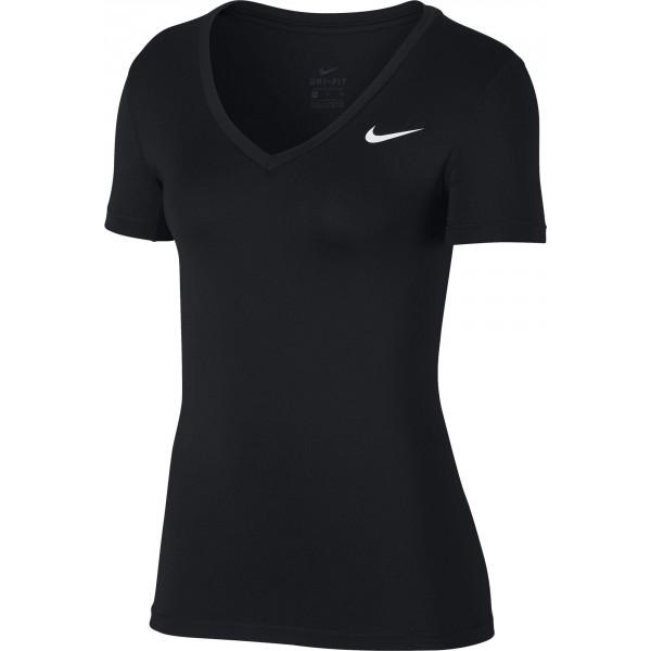 Nike TOP SS VCTY W čierna L - Dámske tréningové tričko