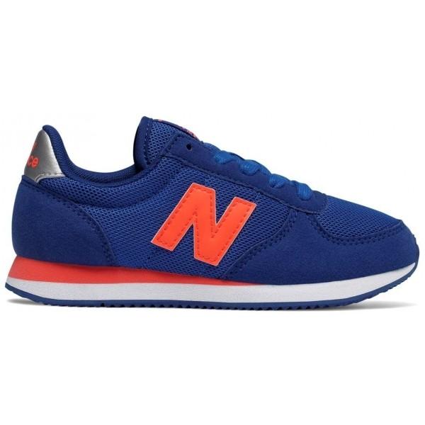 New Balance KL220BOY kék 6 - Gyerek utcai cipő