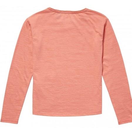 Dívčí triko s dlouhým rukávem - O'Neill LG RISE & SURF L/SLV T-SHIRT - 2
