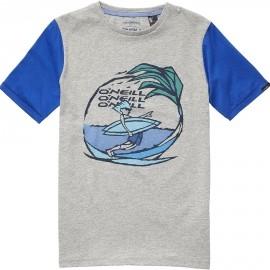O'Neill LB LAID BACK S/SLV T-SHIRT - Chlapčenské tričko