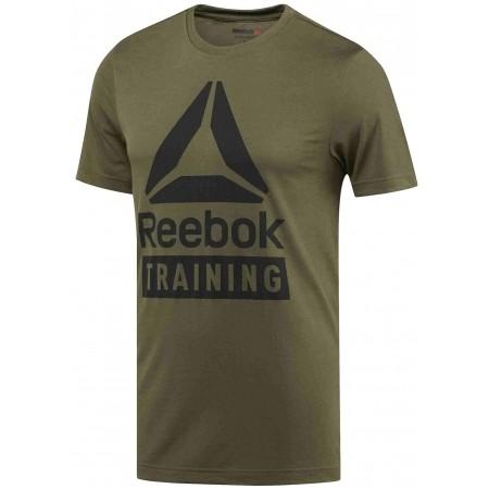 Tricou sport bărbați - Reebok TRAINING SPEEDWICK NEW - 1