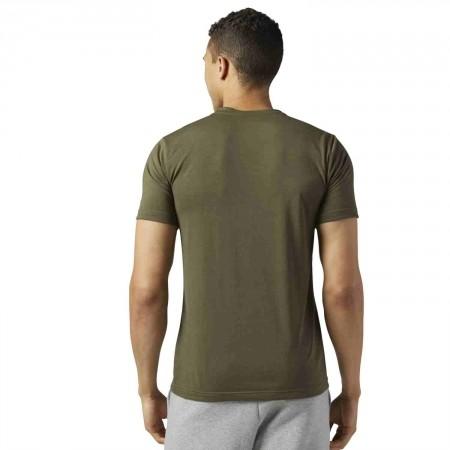Tricou sport bărbați - Reebok TRAINING SPEEDWICK NEW - 4