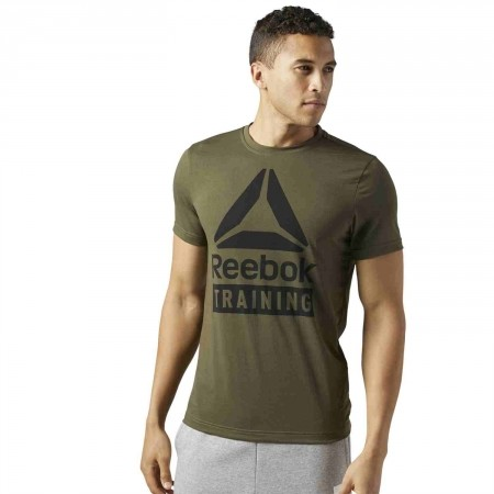 Tricou sport bărbați - Reebok TRAINING SPEEDWICK NEW - 2