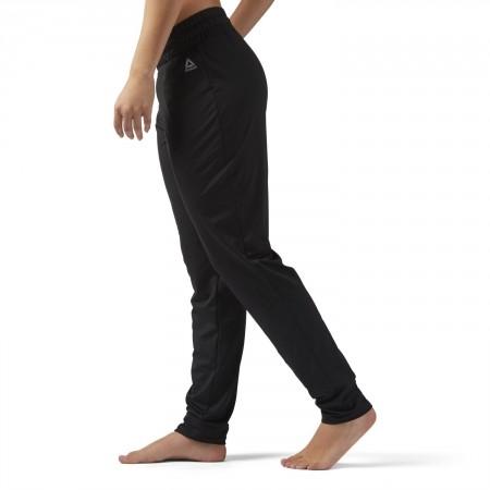 Women's sports pants - Reebok WORKOUT READY JOGGER - 5